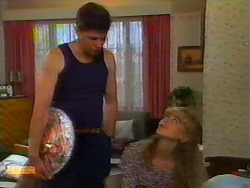 Joe Mangel, Jane Harris in Neighbours Episode 0918