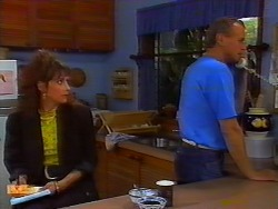 Madeline Price, Jim Robinson in Neighbours Episode 0919