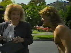 Beverly Marshall, Henry Ramsay in Neighbours Episode 0919