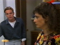 Scott Robinson, Madeline Price in Neighbours Episode 0919