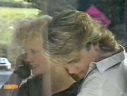 Sharon Davies, Nick Page in Neighbours Episode 0921