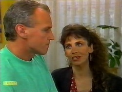 Jim Robinson, Madeline Price in Neighbours Episode 0921