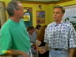 Jim Robinson, Scott Robinson in Neighbours Episode 0921