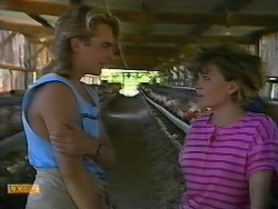 Nick Page, Laurie in Neighbours Episode 0922
