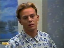 Scott Robinson in Neighbours Episode 0922