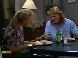 Bronwyn Davies, Henry Ramsay in Neighbours Episode 0923