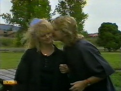 Sharon Davies, Nick Page in Neighbours Episode 0923