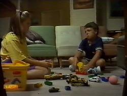 Katie Landers, Toby Mangel in Neighbours Episode 0924