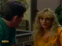 Des Clarke, Jane Harris in Neighbours Episode 0924