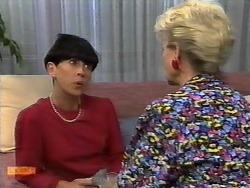 Hilary Robinson, Helen Daniels in Neighbours Episode 0926