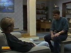 Scott Robinson, Paul Robinson in Neighbours Episode 0927