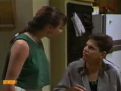 Kerry Bishop, Joe Mangel in Neighbours Episode 0927