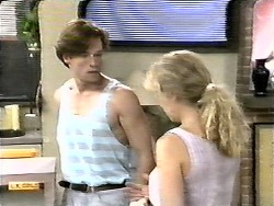 Mike Young, Jane Harris in Neighbours Episode 0928