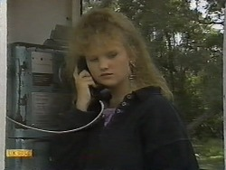 Sharon Davies in Neighbours Episode 0929