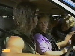 Skinner, Sharon Davies, Nick Page in Neighbours Episode 0929