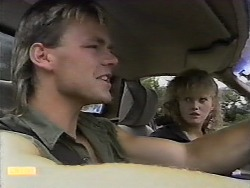 Skinner, Sharon Davies in Neighbours Episode 0930