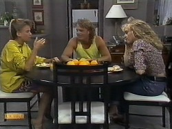 Bronwyn Davies, Henry Ramsay, Jane Harris in Neighbours Episode 0930