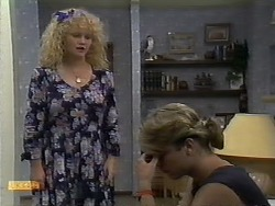 Sharon Davies, Nick Page in Neighbours Episode 0930