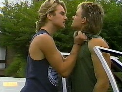 Nick Page, Skinner in Neighbours Episode 0931
