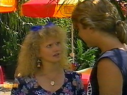 Sharon Davies, Nick Page in Neighbours Episode 0931