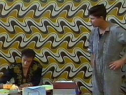 Gail Robinson, Joe Mangel in Neighbours Episode 0935