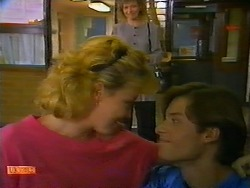 Jenny Owens, Beverly Robinson, Mike Young in Neighbours Episode 0935