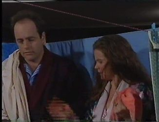 Philip Martin, Julie Robinson in Neighbours Episode 2197