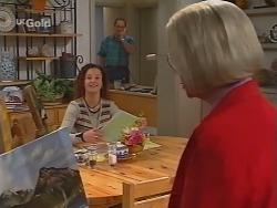 Cody Willis, Philip Martin, Helen Daniels in Neighbours Episode 2296