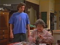 Malcolm Kennedy, Marlene Kratz in Neighbours Episode 2296