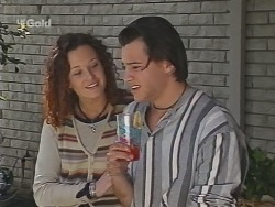 Cody Willis, Rick Alessi in Neighbours Episode 2296