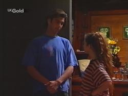 Malcolm Kennedy, Bianca Zanotti in Neighbours Episode 2296
