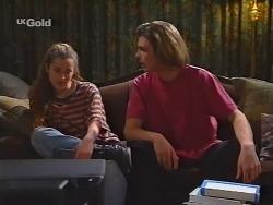 Bianca Zanotti, Malcolm Kennedy in Neighbours Episode 2296