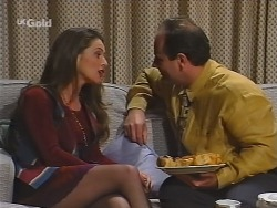 Molly Harrison, Philip Martin in Neighbours Episode 2296