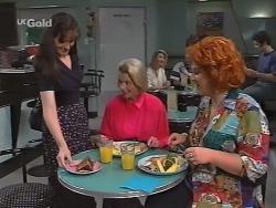 Susan Kennedy, Helen Daniels, Cheryl Stark in Neighbours Episode 2297