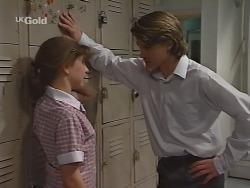 Hannah Martin, Billy Kennedy in Neighbours Episode 2297