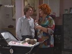 Brett Stark, Cheryl Stark in Neighbours Episode 2297