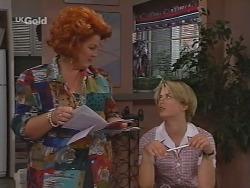 Cheryl Stark, Danni Stark in Neighbours Episode 2297