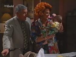 Lou Carpenter, Cheryl Stark, Louise Carpenter (Lolly) in Neighbours Episode 2298