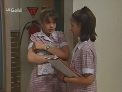 Hannah Martin, Miranda Starvaggi in Neighbours Episode 2298