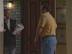 Lou Carpenter, Philip Martin in Neighbours Episode 2298