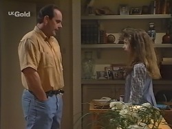 Philip Martin, Hannah Martin in Neighbours Episode 2299