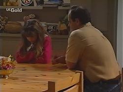 Hannah Martin, Philip Martin in Neighbours Episode 2299