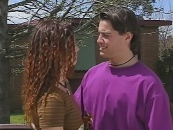 Cody Willis, Rick Alessi in Neighbours Episode 2299