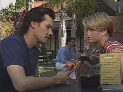Sam Kratz, Danni Stark in Neighbours Episode 2299