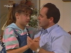Hannah Martin, Philip Martin in Neighbours Episode 2299