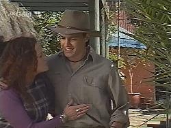 Cody Willis, Rick Alessi in Neighbours Episode 2299