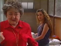 Marlene Kratz, Bianca Zanotti in Neighbours Episode 2300