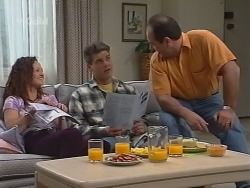 Cody Willis, Mark Gottlieb, Philip Martin in Neighbours Episode 2301