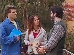 Mark Gottlieb, Cody Willis, Lech Koca in Neighbours Episode 2301