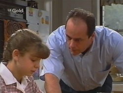 Philip Martin, Hannah Martin in Neighbours Episode 2303
